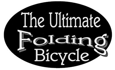 Ultimate Folding Bicycle